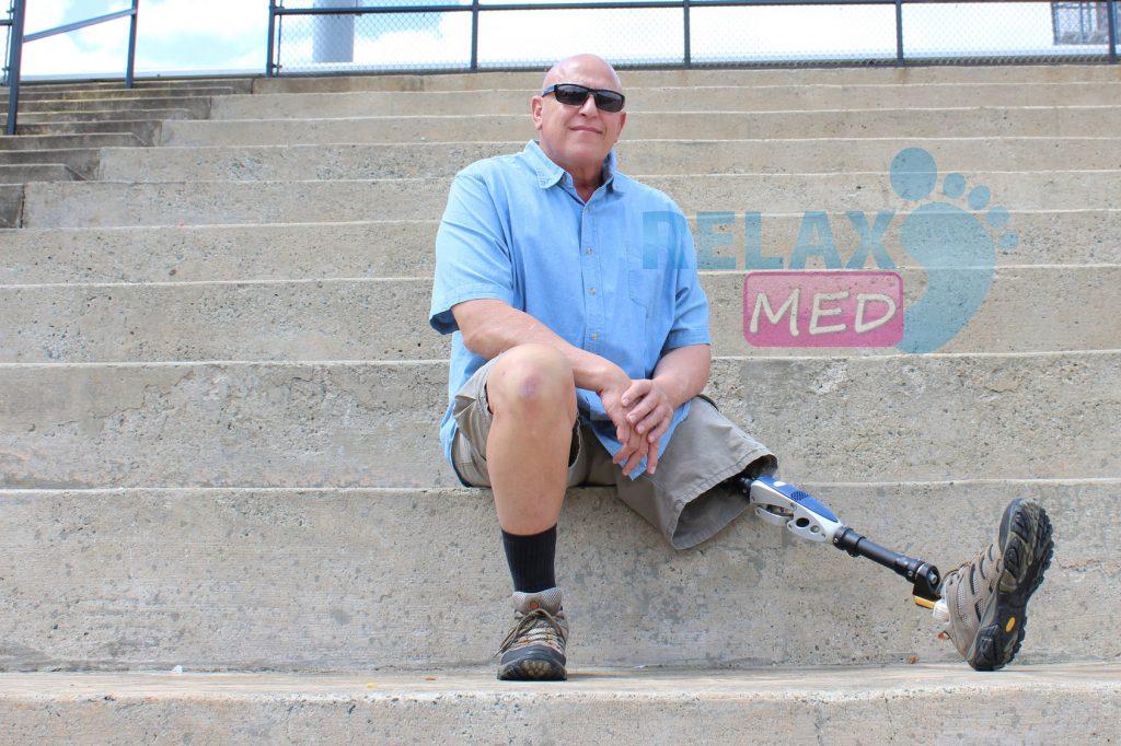 Protezy kończyn dolnych wykonywane w Relax-Med