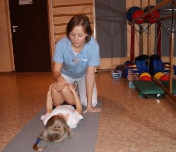 ćwiczenia korekcyjne dla dzieci