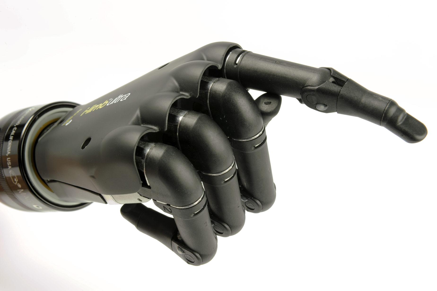 Cudowna Proteza bioniczna ręki - Relax-Med ZZ02