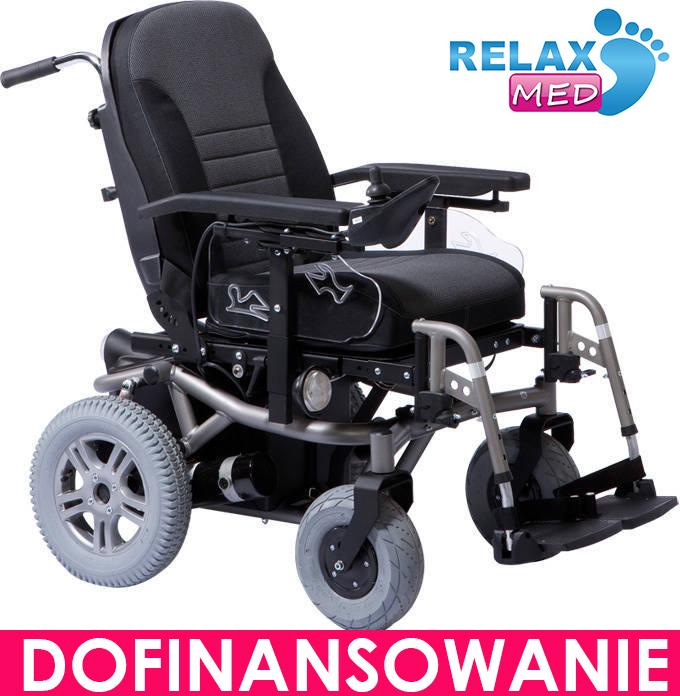 Nowość ! Dofinansowanie do wózków elektrycznych ! Śpiesz się – Tylko do 31 sierpnia