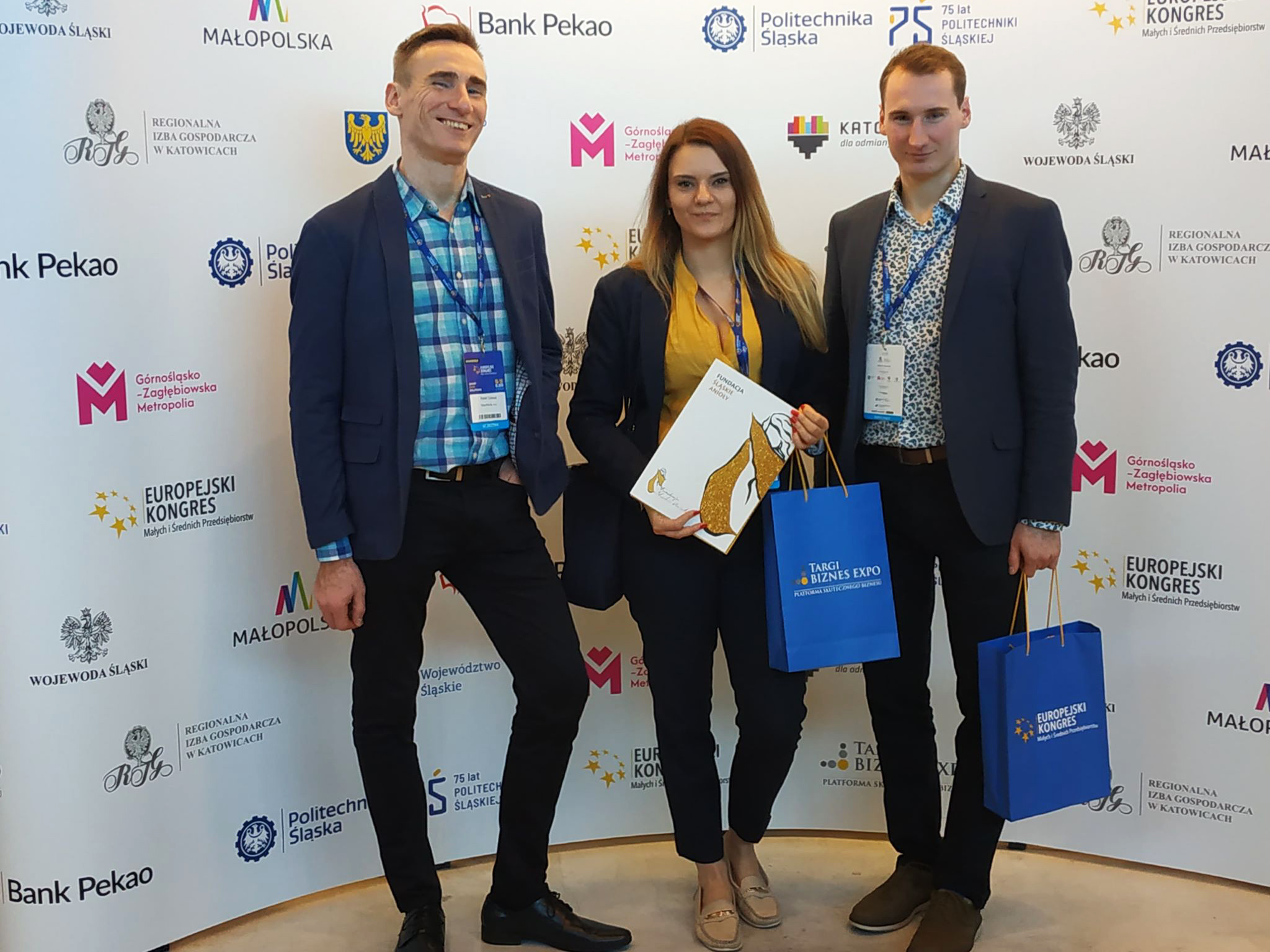 Targi EXPO w Katowicach – Fotorelacja
